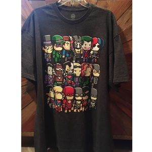 DC COMICS ORIGINALS☀️SCRIBBLENAUTS TEE☀️Purely CJ
